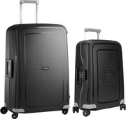 Samsonite S'Cure Spinner 55cm + S'Cure Spinner 75cm suitcase set