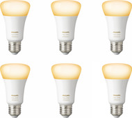 Philips Hue White Ambiance E27 Bluetooth 6-Pack