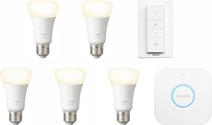 Philips Hue White Starter Pack E27 - 5 lampen