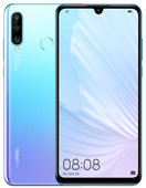 Huawei P30 Lite 128 GB Wit/Paars