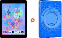 Apple iPad (2018) 32 GB Wifi + Tech21 Evo Back Cover Blauw
