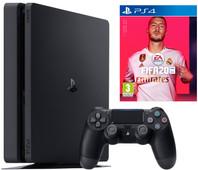 Sony Playstation 4 slim 500GB + FIFA 20 PS4