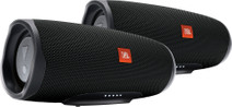 JBL Charge 4 Duo Pack Zwart