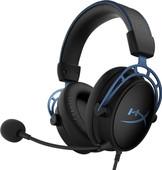 HyperX Cloud Alpha S Pro Gaming Headset Zwart/Blauw