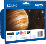 Brother LC-1240VALBP 4-Color Pack