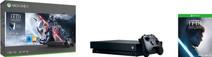 Xbox One X 1TB + Star Wars