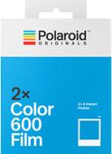 Polaroid Originals Color Instant Fotopapier 600 Film Double Pack