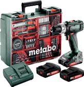 Metabo SB 18 L Mobile + 3 batteries