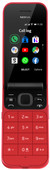 Nokia 2720 Flip Rood