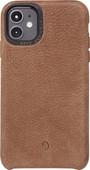 Decoded Apple iPhone 11 Back Cover Bio Afbreekbaar Leer Bruin