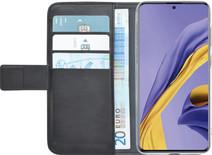 Azuri Wallet Samsung Galaxy A51 Book Case Zwart