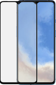 Azuri Rinox OnePlus 7T Screenprotector Gehard Glas Zwart