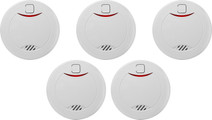 Smartwares FSM-12210 Rookmelder 5-Pack