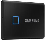 Samsung T7 Touch Portable SSD 2TB Zwart