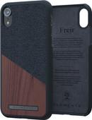 Nordic Elements Frejr Apple iPhone Xr Back Cover Dark gray