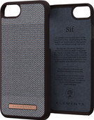 Nordic Elements Sif Check Apple iPhone 6 / 6s / 7/8 Back Cover Brown