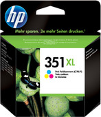 HP 351XL Pack Combo 3 Couleurs (HPCB338E)