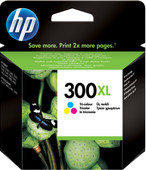 HP 300XL Pack Combo 3 Couleurs (HPCC644E)