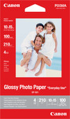Canon GP-501 Papier photo brillant 100 feuilles 10 x 15 cm