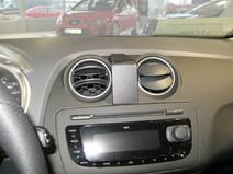 Brodit ProClip Seat Ibiza 2009-2011 Fixation Centrale