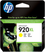 HP 920XL Cartouche Jaune (CD974AE)