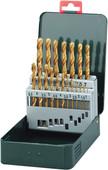 Metabo Set de forets HSS-TiN 19 pièces