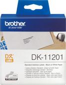 Brother DK-11201 Étiquettes (29 x 90 mm) 1 Rouleau