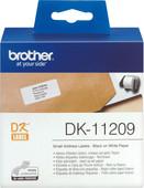 Brother DK-11209 Étiquettes (29 x 62 mm) 1 Rouleau