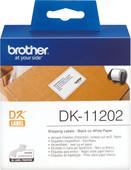 Brother DK-11202 Étiquettes (62 x 100 mm) 1 Rouleau