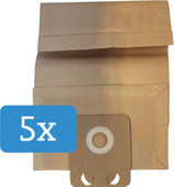 Scanpart Dust bag for Nilfisk GD1000 / Family / Business (5 pieces)