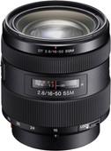 Sony 16-50 mm f/2.8 SSM DT