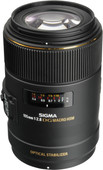 Sigma F 105 mm f/2,8 EX DG Macro OS HSM Nikon