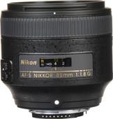 Nikon AF-S 85 mm f/1.8 G NIKKOR