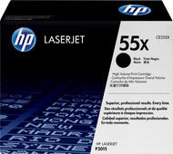 HP 55X LaserJet Toner Zwart XL (CE255X)