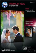 HP Premium Plus Glossy Photo Paper (10 x 15)