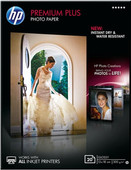 HP Premium Plus Papier photo Brillant 20 feuilles (13 x 18)
