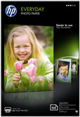 HP Everyday Papier photo brillant 100 Feuilles (10 x 15)