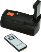 Jupio Battery Grip voor D3100/D3200/D3300/D5300