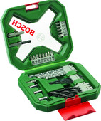 Bosch X-Line Set d'accessoires 34 pièces