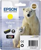 Epson 26 L Cartouche Jaune (C13T26144010)
