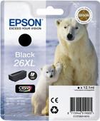 Epson 26 XL Cartouche Noir (C13T26214010)