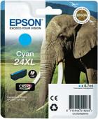 Epson 24 XL Cartouche d'Encre Cyan C13T24324010