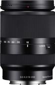Sony E 18-200 mm f/3.5-6.3 OSS LE