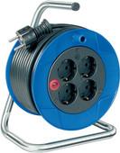 Brennenstuhl Compact Enrouleur de Câble 15 m