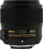 Nikon AF-S 35 mm f/1.8G ED