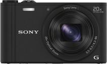 Sony CyberShot DSC-WX350 Noir