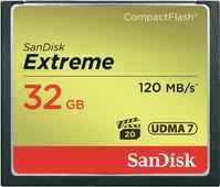 Sandisk CF Extreme 32 Go 120 Mo/s