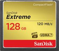 Sandisk CF Extreme 128 Go 120 Mo/s
