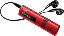 Sony NWZ-B183 4GB Red