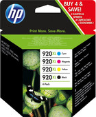 HP 920XL Combo Pack 4 Colors (C2N92AE)